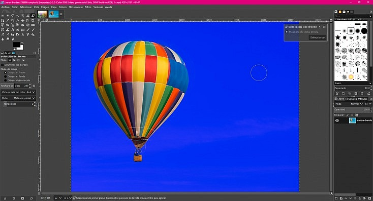 La Alternativa Gratuita a Photoshop 17