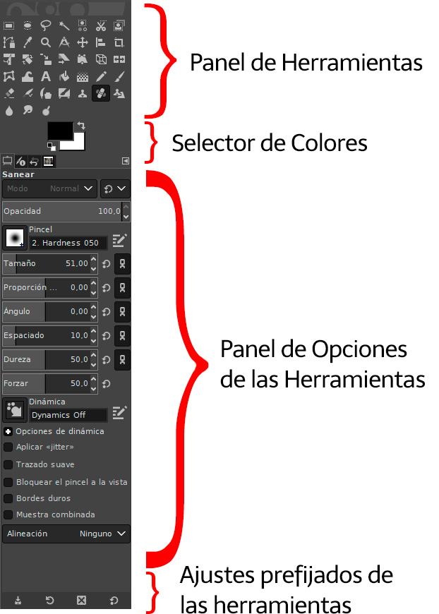 La Alternativa Gratuita a Photoshop 8