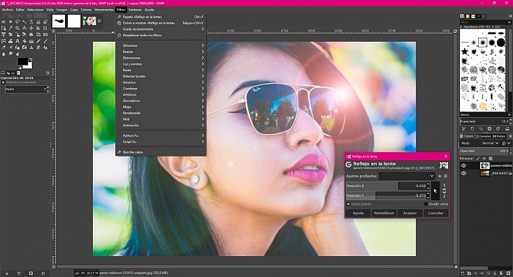 La Alternativa Gratuita a Photoshop 5