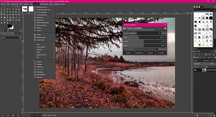 La Alternativa Gratuita a Photoshop 4