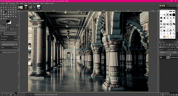 La Alternativa Gratuita a Photoshop 7