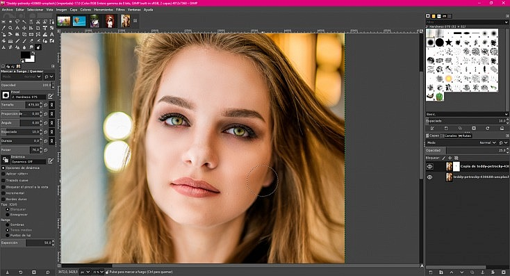 La Alternativa Gratuita a Photoshop 52