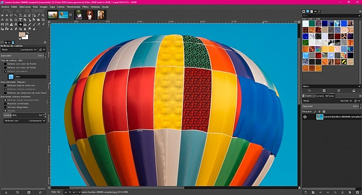 La Alternativa Gratuita a Photoshop 53