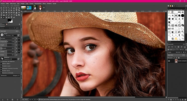 La Alternativa Gratuita a Photoshop 102