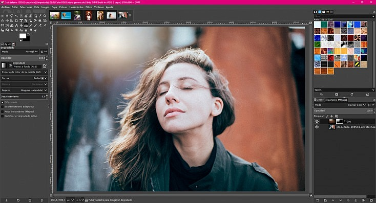 La Alternativa Gratuita a Photoshop 110