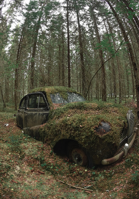 Finland Aband Car