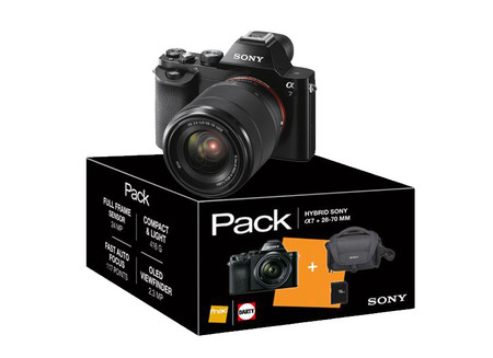 Sony A7 Pack Fnac