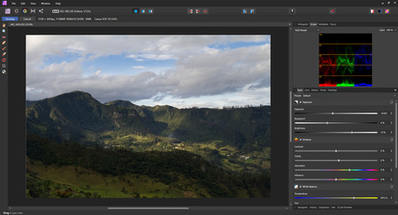 Tutorial affinity photo reemplazo photoshop