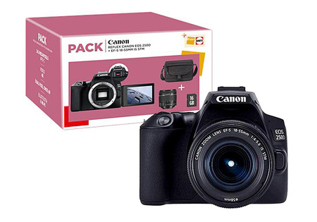 Canon Eos 250d Pack Fnac 2