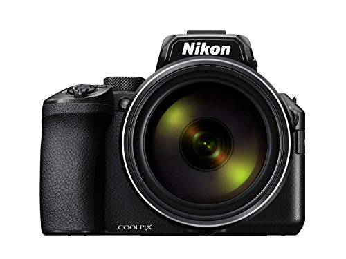 Nikon Coolpix P950 - Camara Compacta de 16 MP, Color Negro
