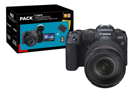 Canon Eos Rp Pack