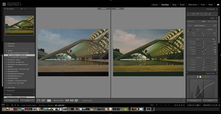 estilos de color gratuitos en lightroom presets