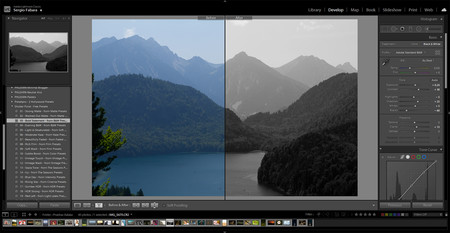 gratis lightroom estilos de color