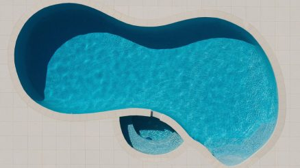 'The Beauty Of Swimming Pools', una perspectiva diferente (y muy artística) de las queridas piscinas de verano, por Brad Walls
