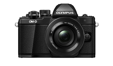 Olympus Om D E M10 Mark Ii Black