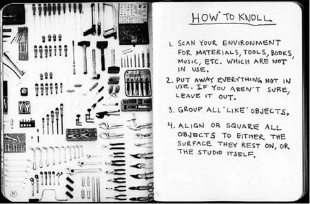 How To Knoll By Tom Sachs 639x420