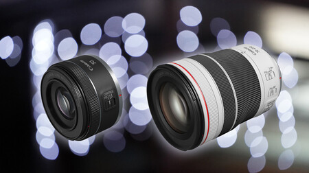 Canon Rf 50 Mm F18 Stm Y Rf 70 200 Mm F4l Is Usm