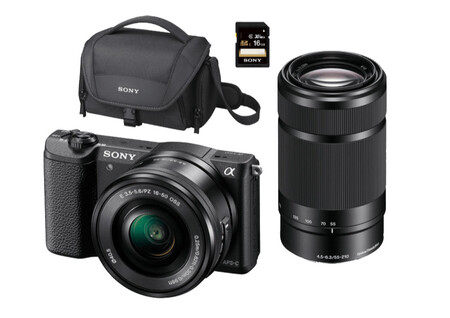Sony A5100 Pack