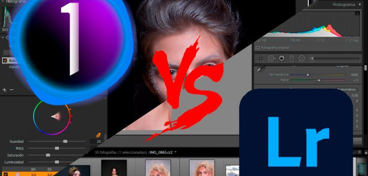 Capture One VS Lightroom: ¿Cuál te Conviene más?